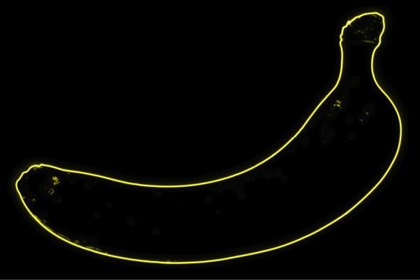 【ネオン】バナナ【ばなな】【BANANA】【果物】【フルーツ】【くだもの】【リアル】【BAR】【バー】【ネオンライト】【電飾】【LED】【ライト】【サイン】【neon】【看板】【イルミネーション】【インテリア】【店舗】【ネオンサイン】【アメリカン雑貨】