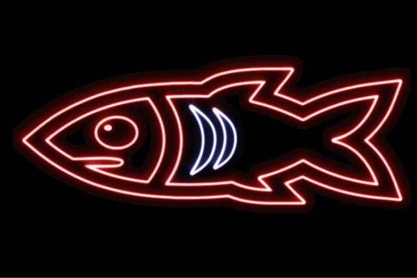 【ネオン】お魚【7】【魚】【フィッシュ】【さかな】【サカナ】【FISH】【海】【うみ】【ネオンライト】【電飾】【LED】【ライト】【サイン】【neon】【看板】【イルミネーション】【インテリア】【店舗】【ネオンサイン】【アメリカン雑貨】【かわいい】【おしゃれ】
