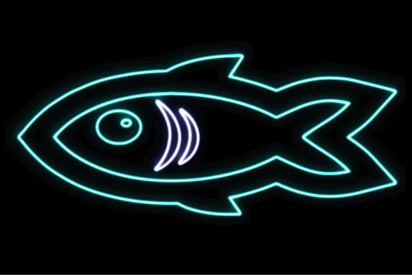 【ネオン】お魚【9】【魚】【フィッシュ】【さかな】【サカナ】【FISH】【海】【うみ】【ネオンライト】【電飾】【LED】【ライト】【サイン】【neon】【看板】【イルミネーション】【インテリア】【店舗】【ネオンサイン】【アメリカン雑貨】【かわいい】【おしゃれ】