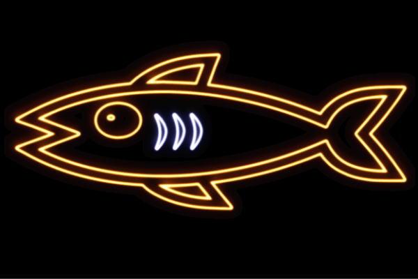 【ネオン】お魚【10】【魚】【フィッシュ】【さかな】【サカナ】【FISH】【海】【うみ】【ネオンライト】【電飾】【LED】【ライト】【サイン】【neon】【看板】【イルミネーション】【インテリア】【店舗】【ネオンサイン】【アメリカン雑貨】【かわいい】【おしゃれ】