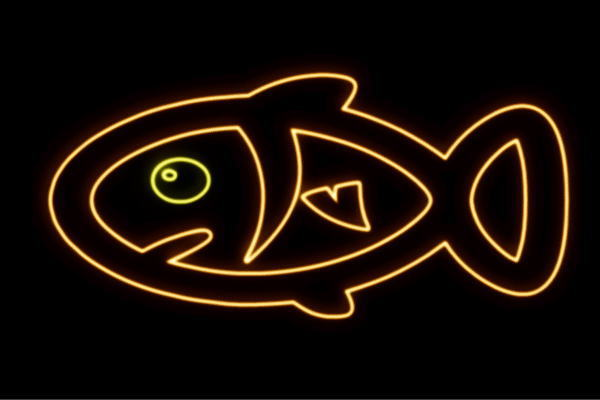 【ネオン】お魚【12】【魚】【フィッシュ】【さかな】【サカナ】【FISH】【海】【うみ】【ネオンライト】【電飾】【LED】【ライト】【サイン】【neon】【看板】【イルミネーション】【インテリア】【店舗】【ネオンサイン】【アメリカン雑貨】【かわいい】【おしゃれ】