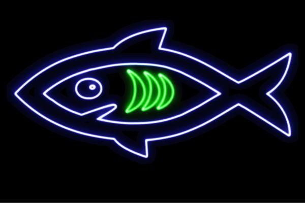 【ネオン】お魚【13】【魚】【フィッシュ】【さかな】【サカナ】【FISH】【海】【うみ】【ネオンライト】【電飾】【LED】【ライト】【サイン】【neon】【看板】【イルミネーション】【インテリア】【店舗】【ネオンサイン】【アメリカン雑貨】【かわいい】【おしゃれ】