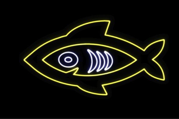 【ネオン】お魚【14】【魚】【フィッシュ】【さかな】【サカナ】【FISH】【海】【うみ】【ネオンライト】【電飾】【LED】【ライト】【サイン】【neon】【看板】【イルミネーション】【インテリア】【店舗】【ネオンサイン】【アメリカン雑貨】【かわいい】【おしゃれ】