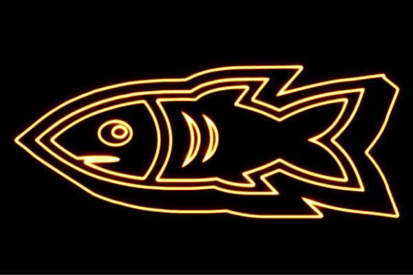 【ネオン】お魚【21】【魚】【フィッシュ】【さかな】【サカナ】【FISH】【海】【うみ】【ネオンライト】【電飾】【LED】【ライト】【サイン】【neon】【看板】【イルミネーション】【インテリア】【店舗】【ネオンサイン】【アメリカン雑貨】【かわいい】【おしゃれ】