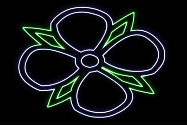 【ネオン】花【20】【ふらわー】【フラワー】【はな】【ハナ】【FLOWER】【お花】【ネオンライト】【電飾】【LED】【ライト】【サイン】【neon】【看板】【イルミネーション】【インテリア】【店舗】【ネオンサイン】【アメリカン雑貨】【かわいい】【おしゃれ】
