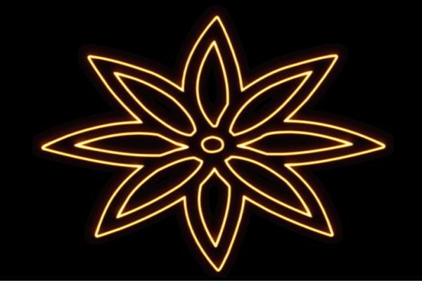 【ネオン】花【22】【ふらわー】【フラワー】【はな】【ハナ】【FLOWER】【お花】【ネオンライト】【電飾】【LED】【ライト】【サイン】【neon】【看板】【イルミネーション】【インテリア】【店舗】【ネオンサイン】【アメリカン雑貨】【かわいい】【おしゃれ】