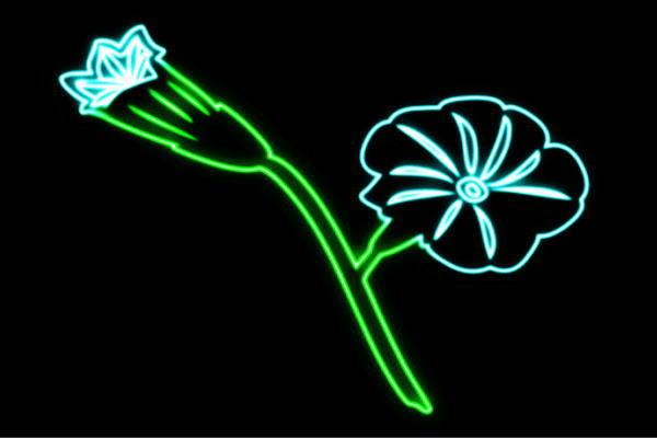 【ネオン】花【26】【ふらわー】【フラワー】【はな】【ハナ】【FLOWER】【お花】【ネオンライト】【電飾】【LED】【ライト】【サイン】【neon】【看板】【イルミネーション】【インテリア】【店舗】【ネオンサイン】【アメリカン雑貨】【かわいい】【おしゃれ】