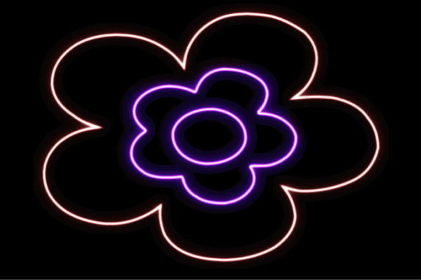 【ネオン】フラワー【9】【ふらわー】【花】【はな】【ハナ】【FLOWER】【お花】【ネオンライト】【電飾】【LED】【ライト】【サイン】【neon】【看板】【イルミネーション】【インテリア】【店舗】【ネオンサイン】【アメリカン雑貨】【かわいい】【おしゃれ】