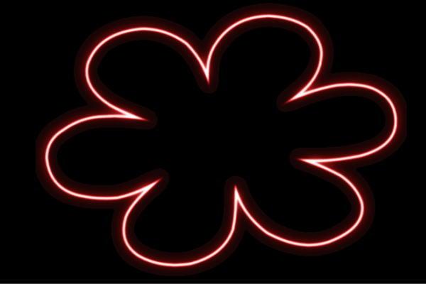 【ネオン】フラワー【11】【ふらわー】【花】【はな】【ハナ】【FLOWER】【お花】【ネオンライト】【電飾】【LED】【ライト】【サイン】【neon】【看板】【イルミネーション】【インテリア】【店舗】【ネオンサイン】【アメリカン雑貨】【かわいい】【おしゃれ】