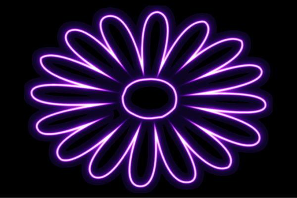【ネオン】フラワー【18】【ふらわー】【花】【はな】【ハナ】【FLOWER】【お花】【ネオンライト】【電飾】【LED】【ライト】【サイン】【neon】【看板】【イルミネーション】【インテリア】【店舗】【ネオンサイン】【アメリカン雑貨】【かわいい】【おしゃれ】