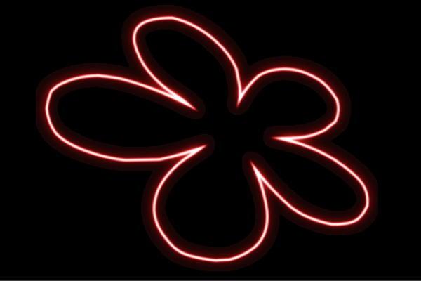 【ネオン】フラワー【23】【ふらわー】【花】【はな】【ハナ】【FLOWER】【お花】【ネオンライト】【電飾】【LED】【ライト】【サイン】【neon】【看板】【イルミネーション】【インテリア】【店舗】【ネオンサイン】【アメリカン雑貨】【かわいい】【おしゃれ】