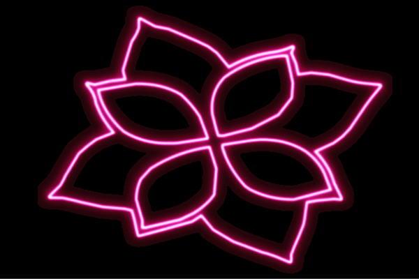 【ネオン】フラワー【30】【ふらわー】【花】【はな】【ハナ】【FLOWER】【お花】【ネオンライト】【電飾】【LED】【ライト】【サイン】【neon】【看板】【イルミネーション】【インテリア】【店舗】【ネオンサイン】【アメリカン雑貨】【かわいい】【おしゃれ】