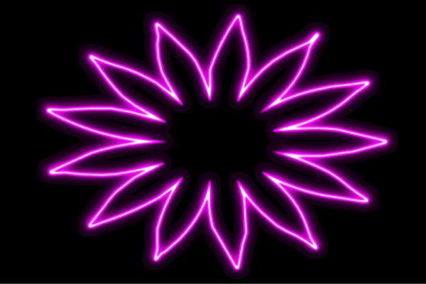 【ネオン】フラワー【33】【ふらわー】【花】【はな】【ハナ】【FLOWER】【お花】【ネオンライト】【電飾】【LED】【ライト】【サイン】【neon】【看板】【イルミネーション】【インテリア】【店舗】【ネオンサイン】【アメリカン雑貨】【かわいい】【おしゃれ】