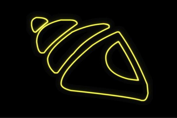 【ネオン】巻貝【貝】【かい】【カイ】【シェル】【貝殻】【動物】【アニマル】【夏】【サマー】【ネオンライト】【電飾】【LED】【ライト】【サイン】【neon】【看板】【イルミネーション】【インテリア】【店舗】【ネオンサイン】【アメリカン雑貨】【おしゃれ】