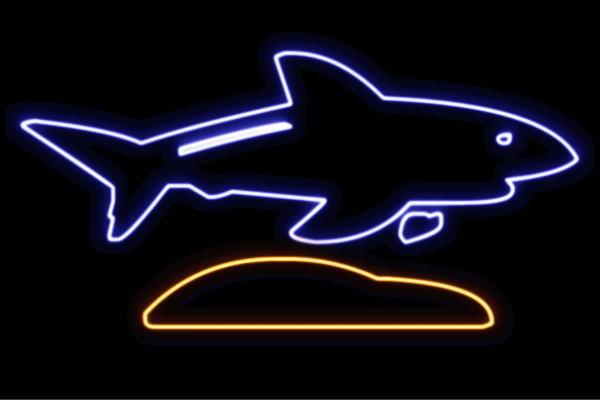 【ネオン】イルカ【6】【いるか】【海豚】【ドルフィン】【夏】【海】【動物】【アニマル】【ネオンライト】【電飾】【LED】【ライト】【サイン】【neon】【看板】【イルミネーション】【インテリア】【店舗】【ネオンサイン】【アメリカン雑貨】【おしゃれ】