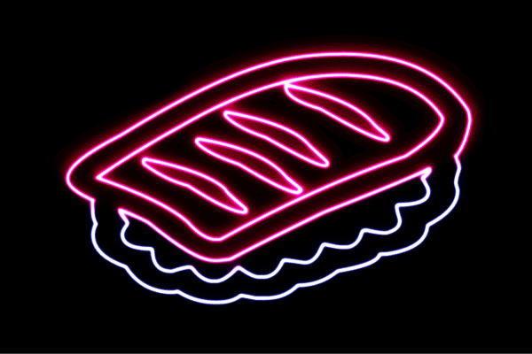 【ネオン】まぐろ【マグロ】【鮪】【お寿司】【寿司】【おすし】【すし】【鮨】【スシ】【握り】【ネオンライト】【電飾】【LED】【ライト】【サイン】【neon】【看板】【イルミネーション】【インテリア】【店舗】【ネオンサイン】【アメリカン雑貨】【かわいい】