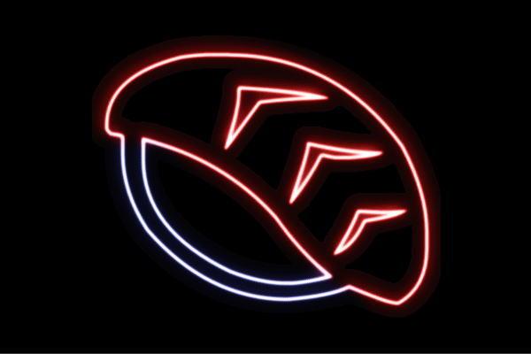 【ネオン】サーモン【さーもん】【お寿司】【寿司】【おすし】【すし】【鮨】【スシ】【握り】【ネオンライト】【電飾】【LED】【ライト】【サイン】【neon】【看板】【イルミネーション】【インテリア】【店舗】【ネオンサイン】【アメリカン雑貨】【かわいい】