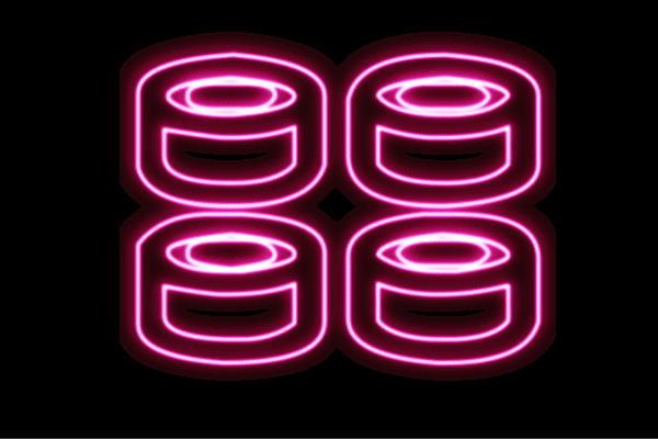 【ネオン】お寿司【10】【寿司】【おすし】【すし】【鮨】【スシ】【軍艦巻き】【軍艦】【巻物】【ネオンライト】【電飾】【LED】【ライト】【サイン】【neon】【看板】【イルミネーション】【インテリア】【店舗】【ネオンサイン】【アメリカン雑貨】
