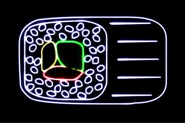 【ネオン】お寿司【17】【寿司】【おすし】【すし】【鮨】【スシ】【軍艦巻き】【軍艦】【巻物】【ネオンライト】【電飾】【LED】【ライト】【サイン】【neon】【看板】【イルミネーション】【インテリア】【店舗】【ネオンサイン】【アメリカン雑貨】