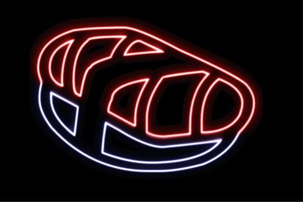 【ネオン】まぐろ【5】【マグロ】【鮪】【お寿司】【寿司】【おすし】【すし】【鮨】【スシ】【握り】【ネオンライト】【電飾】【LED】【ライト】【サイン】【neon】【看板】【イルミネーション】【インテリア】【店舗】【ネオンサイン】【アメリカン雑貨】