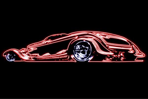 【ネオン】車【2】【くるま】【クルマ】【カー】【CAR】【自動車】【ディーラー】【カスタム】【ネオンライト】【電飾】【LED】【ライト】【サイン】【neon】【看板】【イルミネーション】【インテリア】【店舗】【ネオンサイン】【アメリカン雑貨】【かっこいい】
