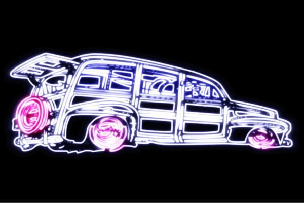 【ネオン】車【5】【くるま】【クルマ】【カー】【CAR】【自動車】【ディーラー】【カスタム】【ネオンライト】【電飾】【LED】【ライト】【サイン】【neon】【看板】【イルミネーション】【インテリア】【店舗】【ネオンサイン】【アメリカン雑貨】【かっこいい】