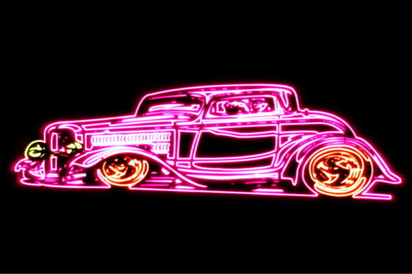 【ネオン】車【7】【くるま】【クルマ】【カー】【CAR】【自動車】【ディーラー】【カスタム】【ネオンライト】【電飾】【LED】【ライト】【サイン】【neon】【看板】【イルミネーション】【インテリア】【店舗】【ネオンサイン】【アメリカン雑貨】【かっこいい】