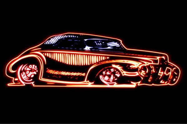 【ネオン】車【8】【くるま】【クルマ】【カー】【CAR】【自動車】【ディーラー】【カスタム】【ネオンライト】【電飾】【LED】【ライト】【サイン】【neon】【看板】【イルミネーション】【インテリア】【店舗】【ネオンサイン】【アメリカン雑貨】【かっこいい】