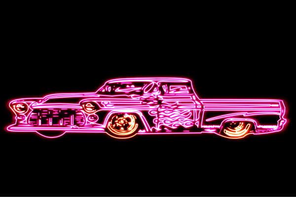 【ネオン】車【10】【くるま】【クルマ】【カー】【CAR】【自動車】【ディーラー】【カスタム】【ネオンライト】【電飾】【LED】【ライト】【サイン】【neon】【看板】【イルミネーション】【インテリア】【店舗】【ネオンサイン】【アメリカン雑貨】【かっこいい】