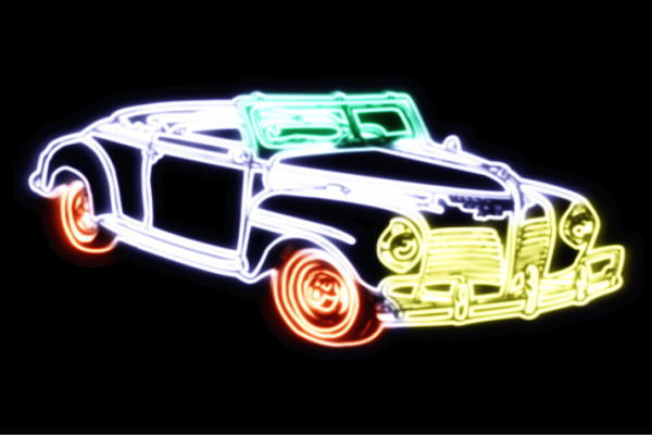 【ネオン】車【16】【くるま】【クルマ】【カー】【CAR】【自動車】【ディーラー】【カスタム】【ネオンライト】【電飾】【LED】【ライト】【サイン】【neon】【看板】【イルミネーション】【インテリア】【店舗】【ネオンサイン】【アメリカン雑貨】【かっこいい】