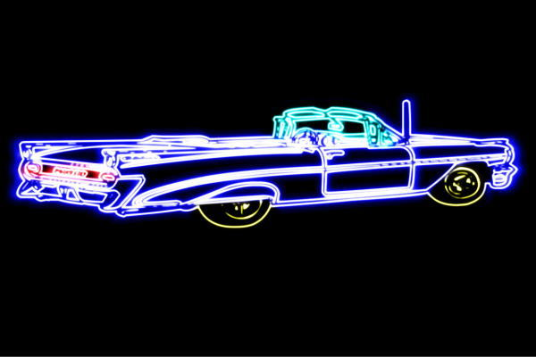 【ネオン】車【27】【くるま】【クルマ】【カー】【CAR】【自動車】【ディーラー】【カスタム】【外車】【ネオンライト】【電飾】【LED】【ライト】【サイン】【neon】【看板】【イルミネーション】【インテリア】【店舗】【ネオンサイン】【アメリカン雑貨】
