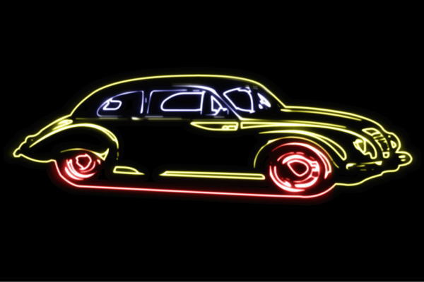【ネオン】車【35】【くるま】【クルマ】【カー】【CAR】【自動車】【ディーラー】【カスタム】【外車】【ネオンライト】【電飾】【LED】【ライト】【サイン】【neon】【看板】【イルミネーション】【インテリア】【店舗】【ネオンサイン】【アメリカン雑貨】