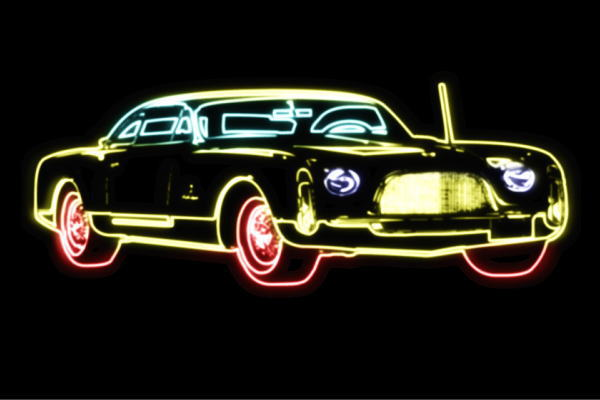 【ネオン】車【39】【くるま】【クルマ】【カー】【CAR】【自動車】【ディーラー】【アメ車】【外車】【ネオンライト】【電飾】【LED】【ライト】【サイン】【neon】【看板】【イルミネーション】【インテリア】【店舗】【ネオンサイン】【アメリカン雑貨】