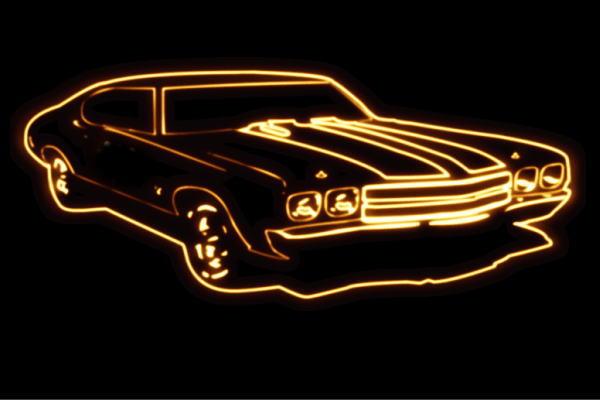 【ネオン】車【41】【くるま】【クルマ】【カー】【CAR】【自動車】【ディーラー】【アメ車】【外車】【ネオンライト】【電飾】【LED】【ライト】【サイン】【neon】【看板】【イルミネーション】【インテリア】【店舗】【ネオンサイン】【アメリカン雑貨】