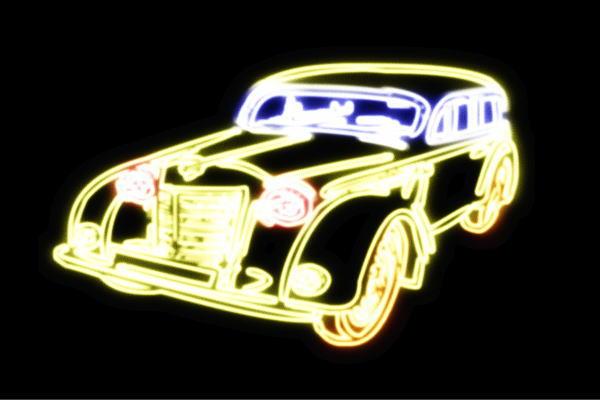 【ネオン】車【42】【くるま】【クルマ】【カー】【CAR】【自動車】【ディーラー】【アメ車】【外車】【ネオンライト】【電飾】【LED】【ライト】【サイン】【neon】【看板】【イルミネーション】【インテリア】【店舗】【ネオンサイン】【アメリカン雑貨】
