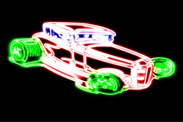 【ネオン】車【46】【くるま】【クルマ】【カー】【CAR】【自動車】【ディーラー】【アメ車】【外車】【ネオンライト】【電飾】【LED】【ライト】【サイン】【neon】【看板】【イルミネーション】【インテリア】【店舗】【ネオンサイン】【アメリカン雑貨】