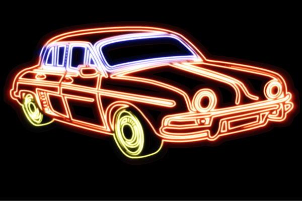 【ネオン】車【55】【くるま】【クルマ】【カー】【CAR】【自動車】【ディーラー】【旧車】【アメ車】【外車】【ネオンライト】【電飾】【LED】【ライト】【サイン】【neon】【看板】【イルミネーション】【インテリア】【店舗】【ネオンサイン】【アメリカン雑貨】