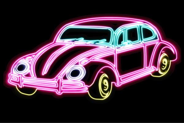 ネオン 車 人気 <セール&特集> おすすめ 67 くるま クルマ カー CAR 自動車 ディーラー 旧車 アメ車 外車 大人気 ネオンサイン ライト 看板 店舗 ネオンライト サイン イルミネーション LED インテリア アメリカン雑貨 電飾 neon