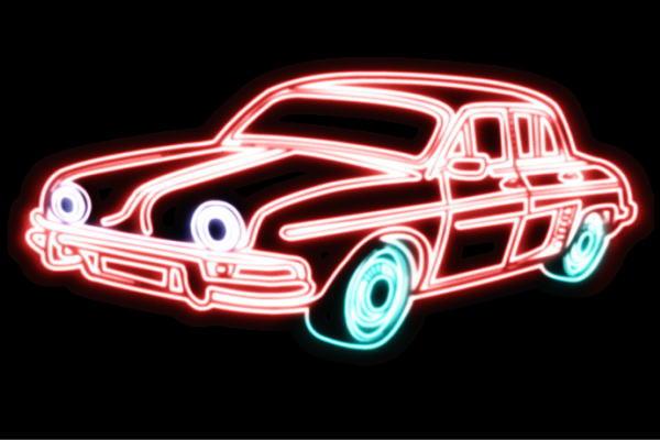 【ネオン】車【73】【くるま】【クルマ】【カー】【CAR】【自動車】【ディーラー】【旧車】【アメ車】【外車】【ネオンライト】【電飾】【LED】【ライト】【サイン】【neon】【看板】【イルミネーション】【インテリア】【店舗】【ネオンサイン】【アメリカン雑貨】