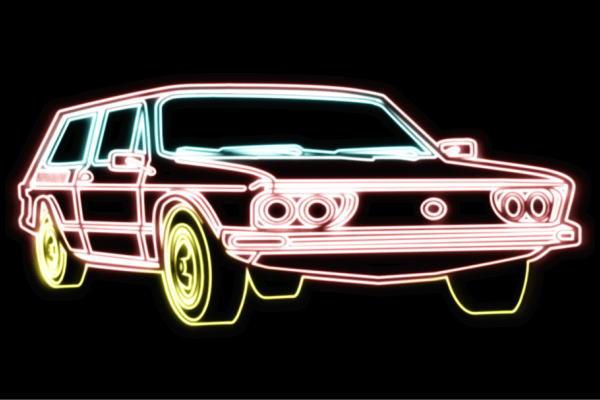 ネオン 車 76 くるま 新品未使用 クルマ カー CAR 自動車 ディーラー 旧車 アメ車 外車 大人気 サイン インテリア イルミネーション 店舗 neon 電飾 アメリカン雑貨 看板 ライト 通信販売 ネオンライト LED ネオンサイン