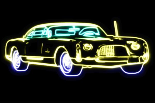 【ネオン】車【83】【くるま】【クルマ】【カー】【CAR】【自動車】【ディーラー】【高級車】【アメ車】【外車】【ネオンライト】【電飾】【LED】【ライト】【サイン】【neon】【看板】【イルミネーション】【インテリア】【店舗】【ネオンサイン】【アメリカン雑貨】