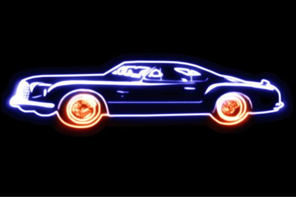 ネオン 車 88 くるま クルマ カー CAR 自動車 高級な ディーラー 旧車 アメ車 外車 大人気 予約 インテリア LED ネオンサイン neon サイン ライト 看板 イルミネーション 店舗 アメリカン雑貨 ネオンライト 電飾