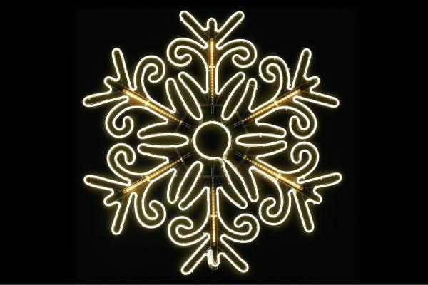【ネオン】【イルミネーション】フローダイヤ【ホワイト】【ダイヤ】【雪】【結晶】【スノー】【フレーク】【クリスタル】【LED】【ネオンライト】【ライト】【サイン】【neon】【ネオンサイン】【電飾】【電飾看板】【看板】【光】【モチーフ】【クリスマス】