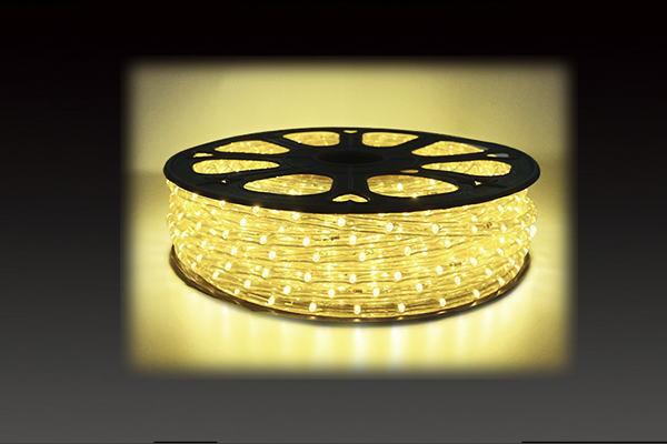 【イルミネーション】【LED】ロープライトスリム【シャンパンゴールド】【40M】【ロープ】【ライト】【ロープライト】【LEDライト】【電飾】【装飾】【クリスマス】【輝き】【美しい】【イルミ】【イベント】【会場】【ライト】
