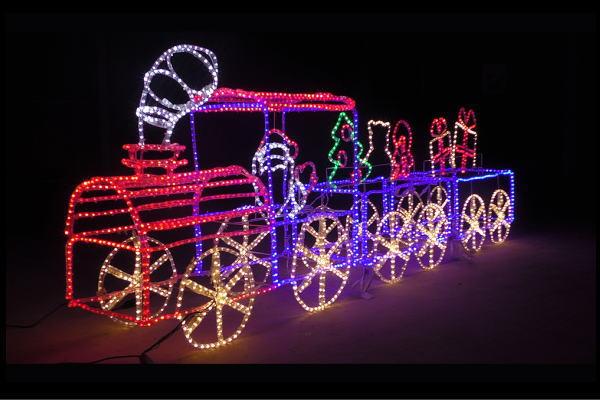 【イルミネーション】【大型商品】クリスマストレイン【ミックス】【トレイン】【電車】【でんしゃ】【大型】【ライト】【LED】【3D】【装飾】【飾り】【アート】【輝き】【電飾】【モチーフ】【イルミ】【クリスマス】