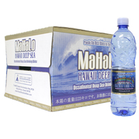 Super marine deep water MaHaLo (Mahalo) 710ml×24 book (marine deep water mineral water natural water Hawaii Island water mineral water soft water Hawaii bottled beverages drinking water case water 710 ml 24 bottles soft drinks deep water) 10P03Dec16