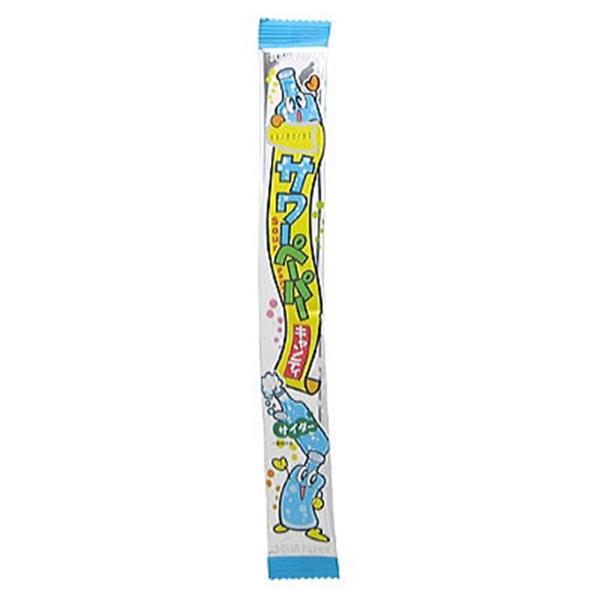 現品 サワーペーパーキャンディ サイダー 36入 駄菓子 通販 おやつ 子供会 くじ引き 景品 バーゲンセール お祭り 縁日