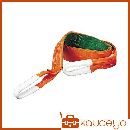 TRUSCO ベルトスリング JIS3等級 両端アイ形 150mmX3.0m G15030 3100