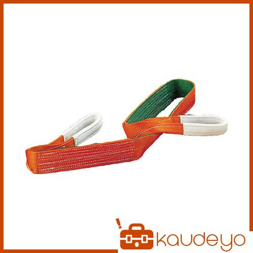 TRUSCO ベルトスリング JIS3等級 両端アイ形 100mmX10.0m G100100 3100