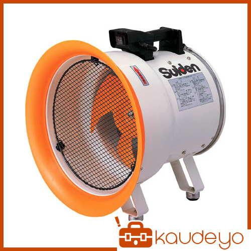 スイデン 送風機(軸流ファン)ハネ300mm3相200V低騒音省エネ SJF300L3 3065